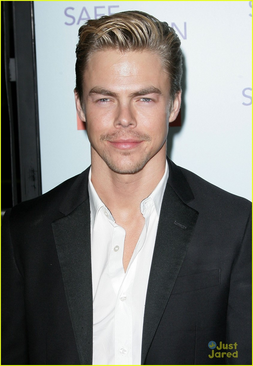 derek hough safe haven premiere 10