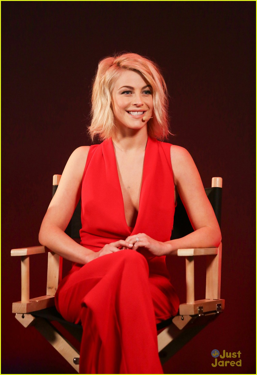 julianne hough safe haven london promo 02