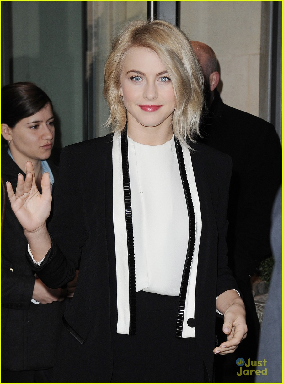 julianne hough safe haven london promo 06
