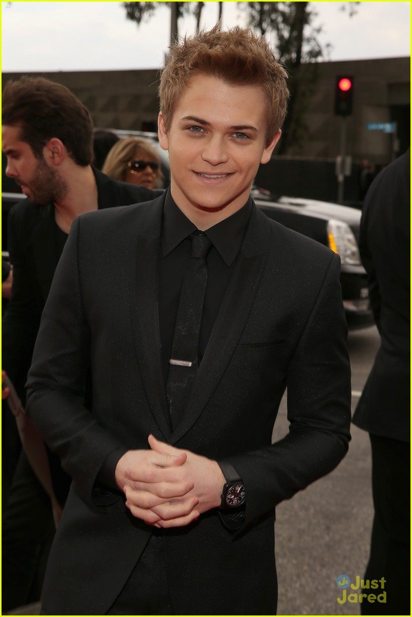 hunter hayes 2013 grammys 05