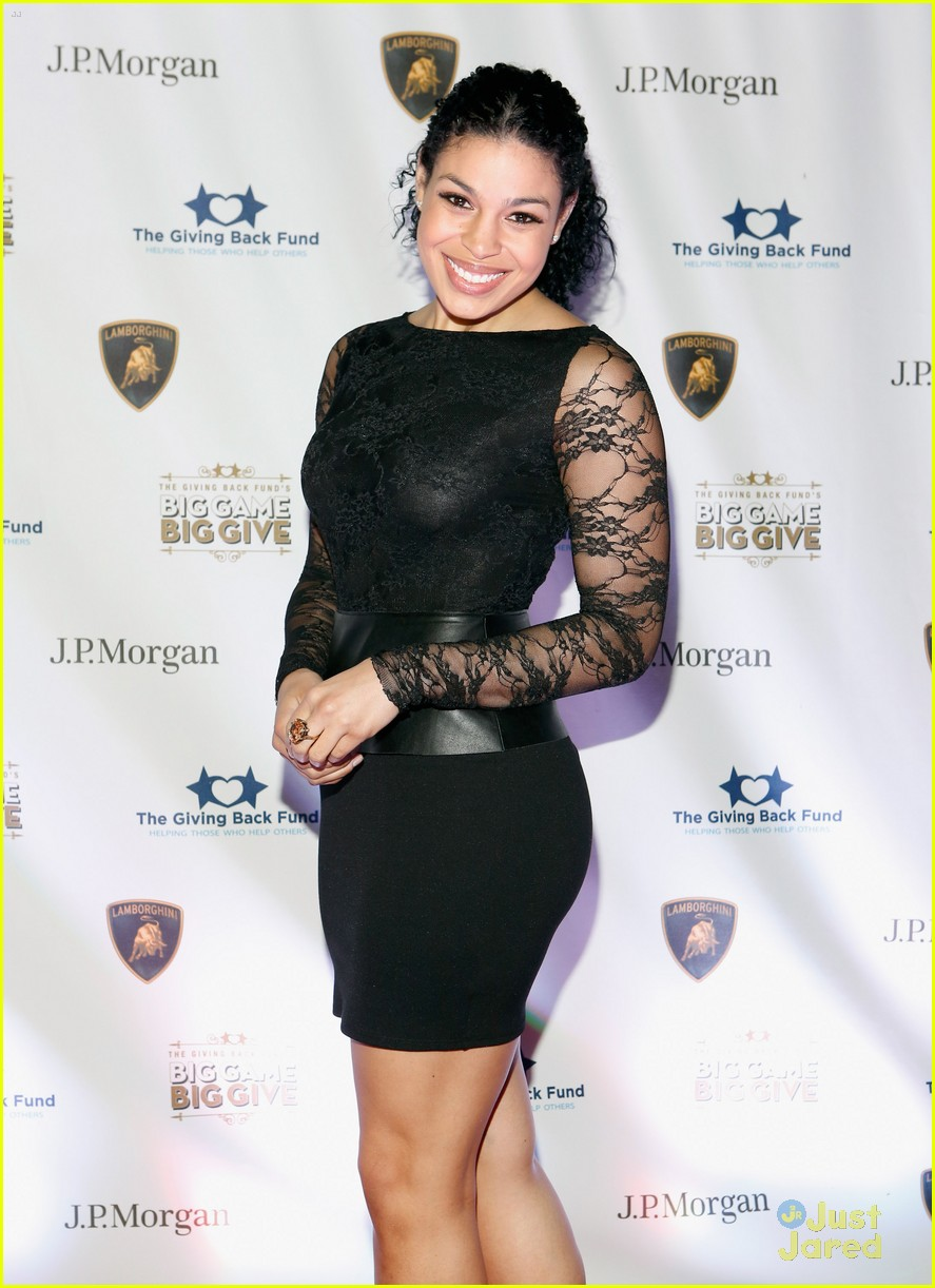 jordin sparks big game big give 16