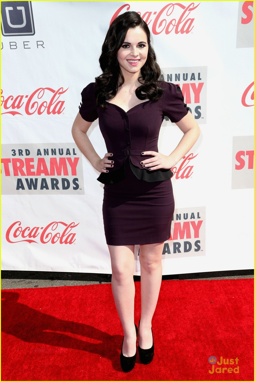 Vanessa Marano: Streamy Awards 2013 | Photo 538277 - Photo ...