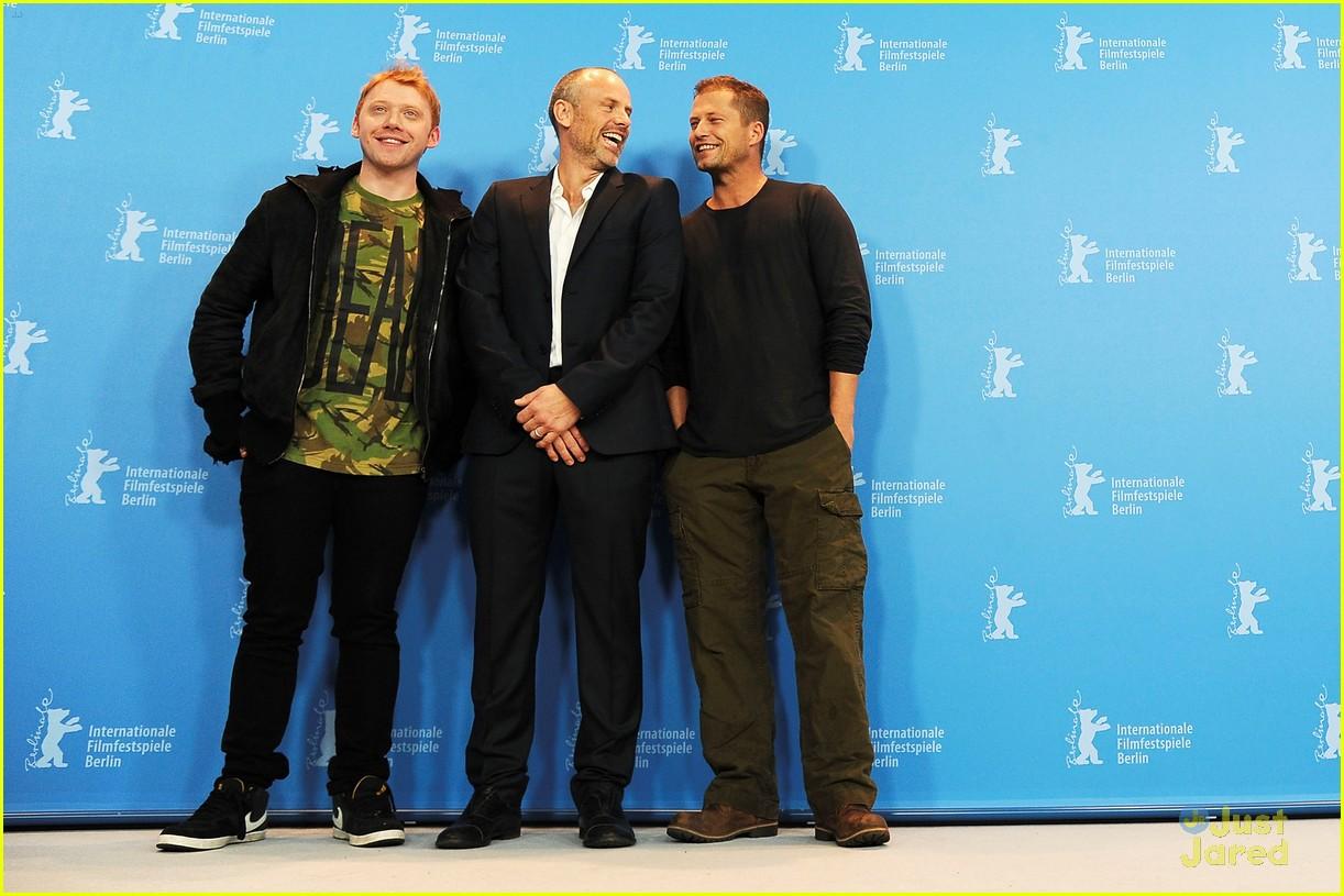 rupert grint berlin film festival 07