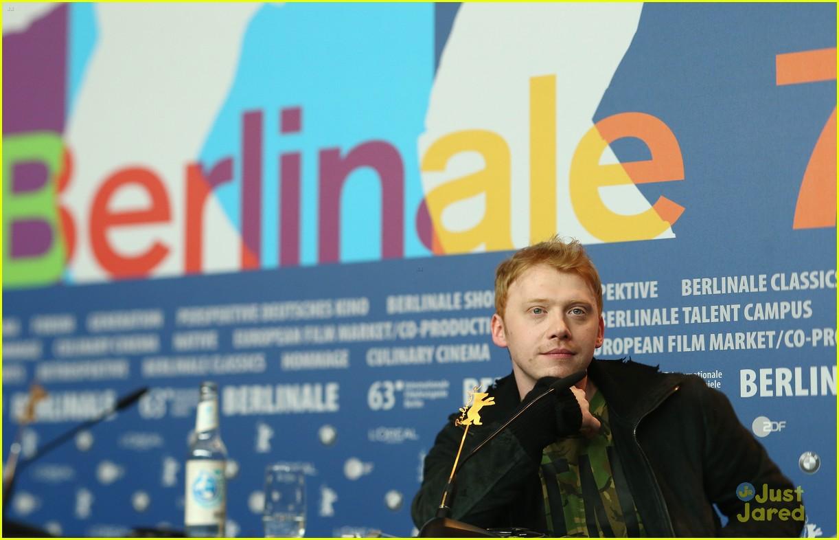 rupert grint berlin film festival 10