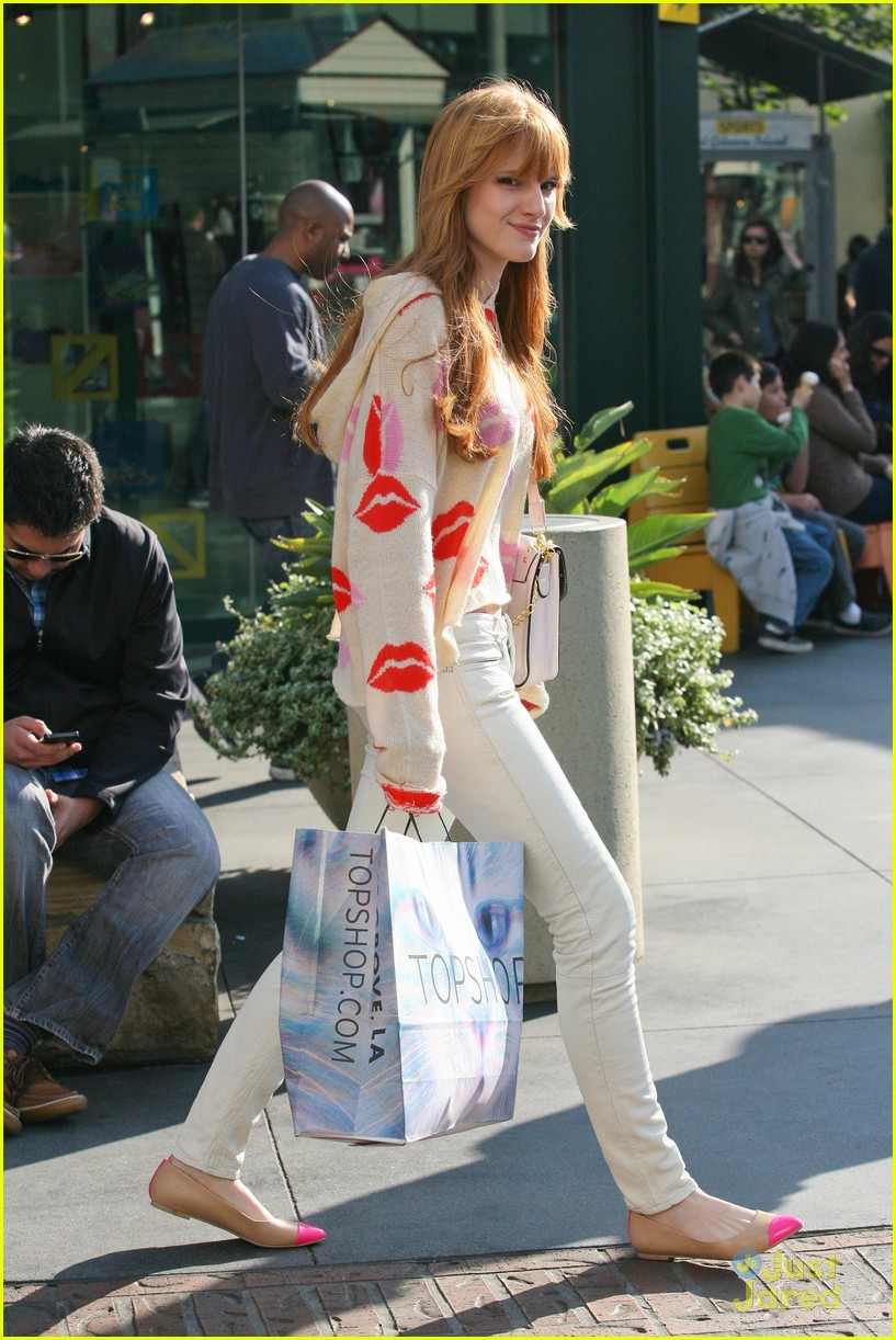 bella thorne pre order the shake it up album 05