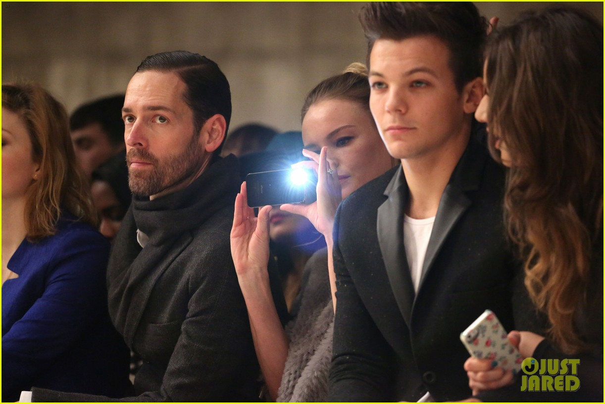 louis tomlinson london fashion week eleanor calder1 20