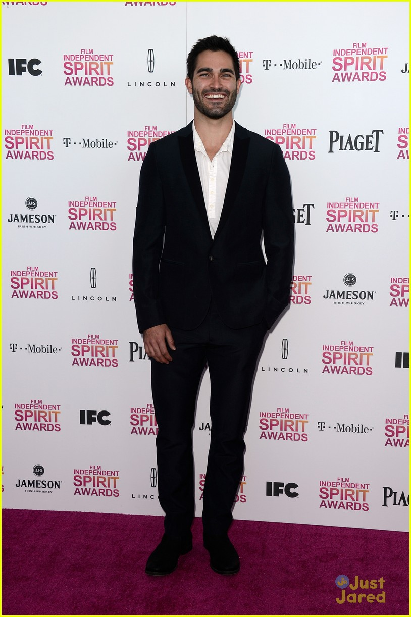 tyler hoechlin spirit awards 04