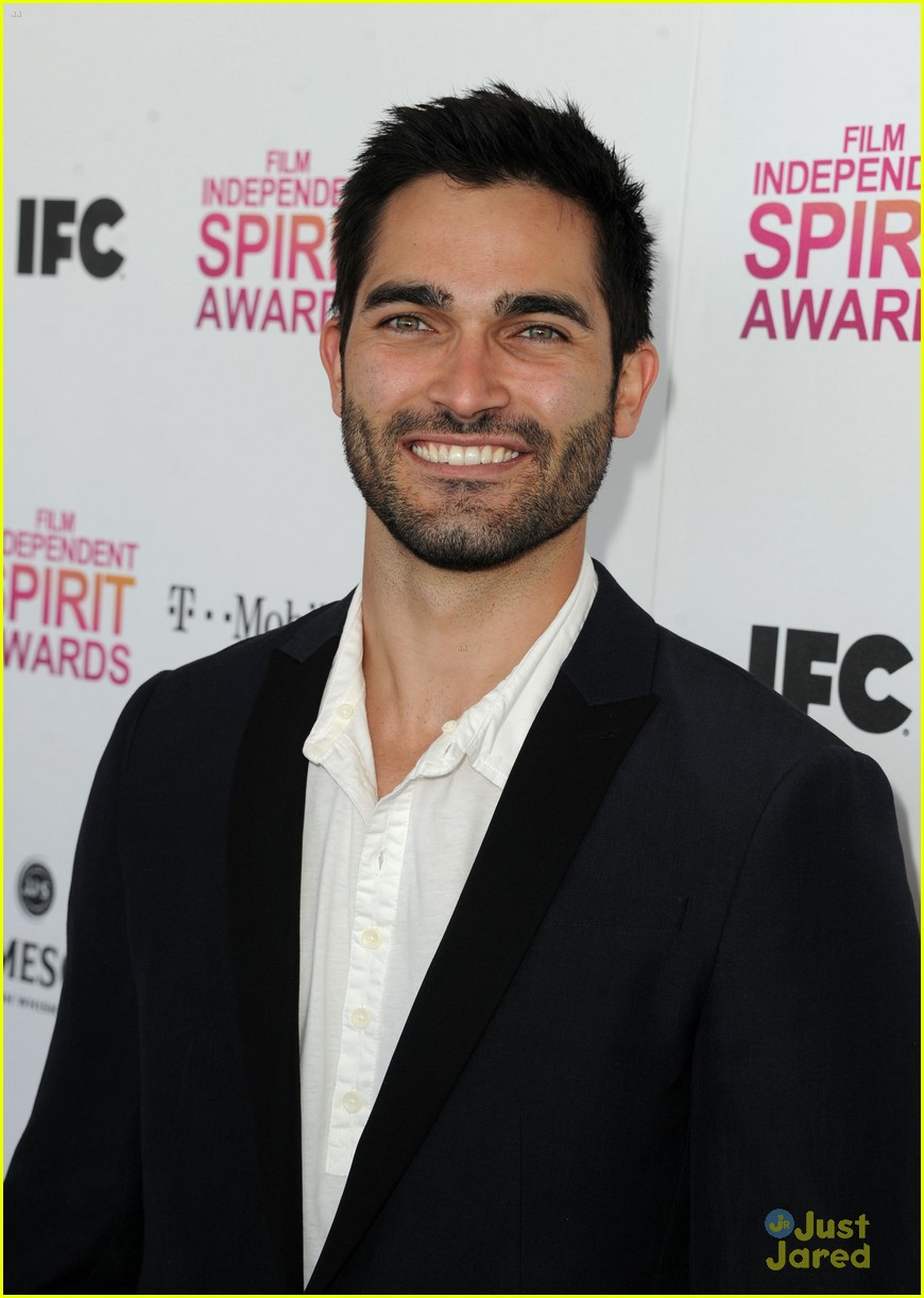tyler hoechlin spirit awards 07