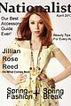 Jillian-nationalist jillian rose reed nationalist magazine april 03