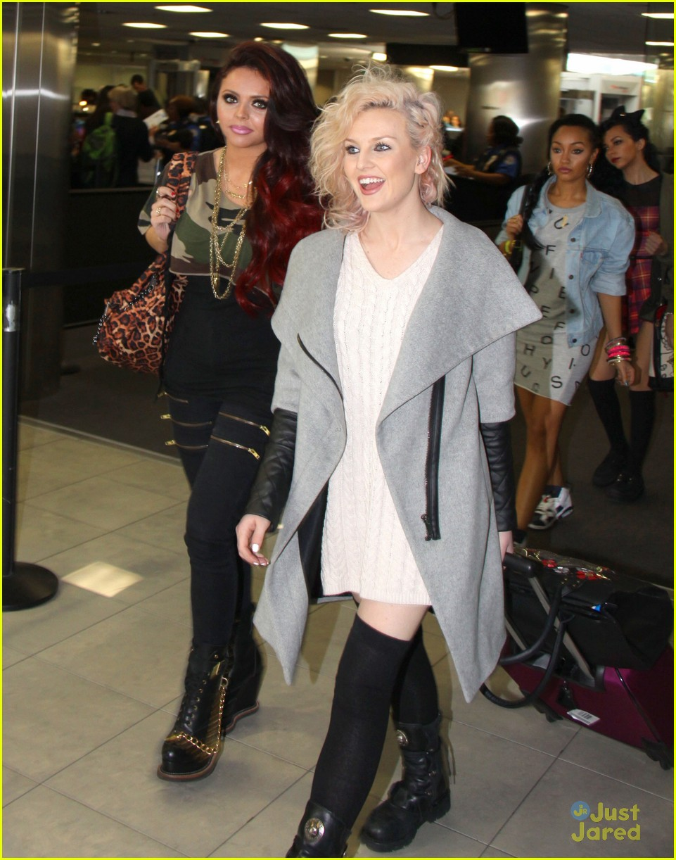 little mix baltimore arrival 01