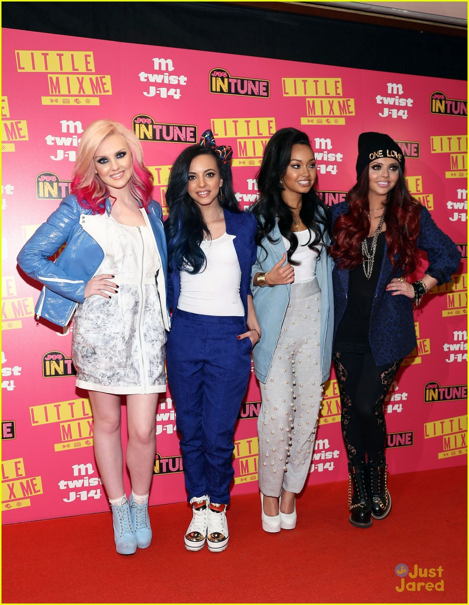 little mix hard rock intune 03