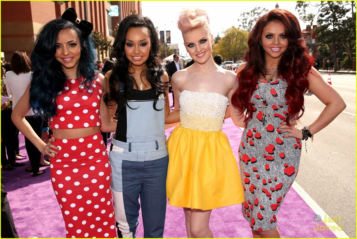 little mix kids choice awards 2013 red carpet photo 547774