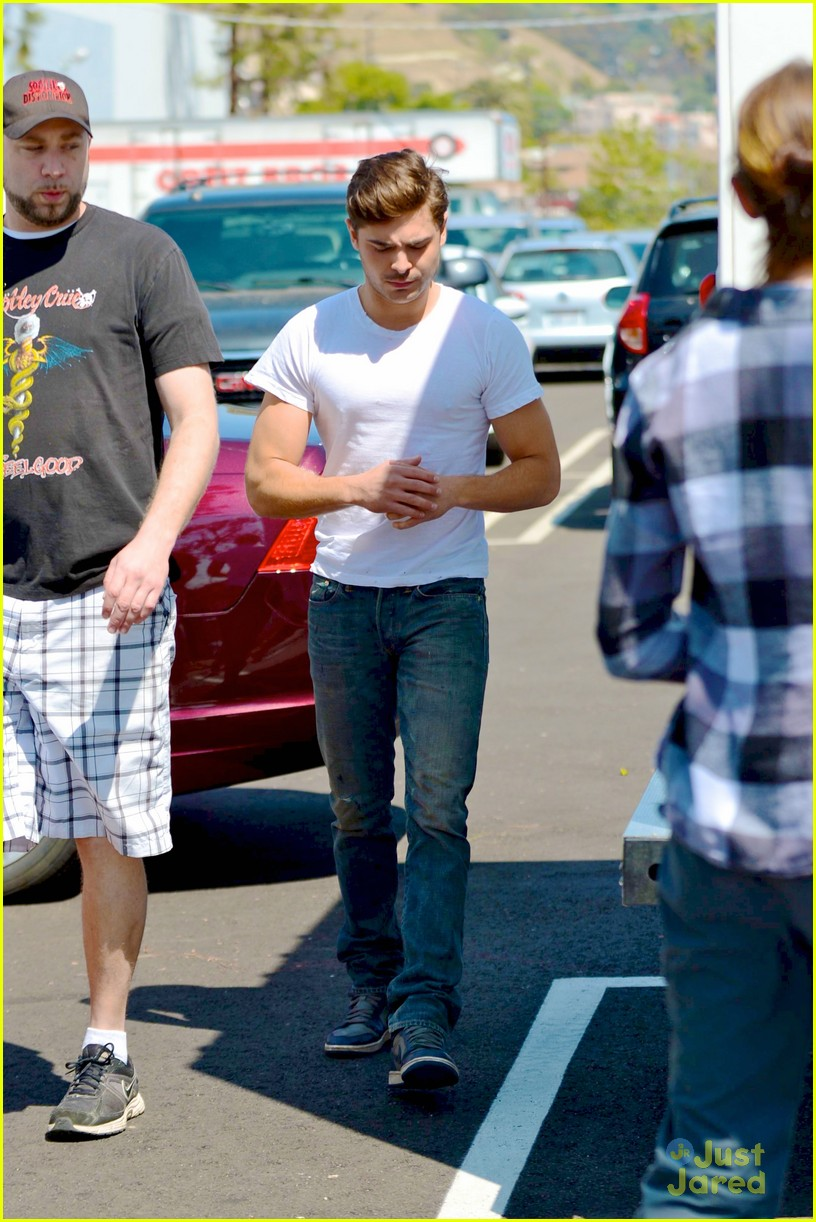 zac efron townies filming in la 01