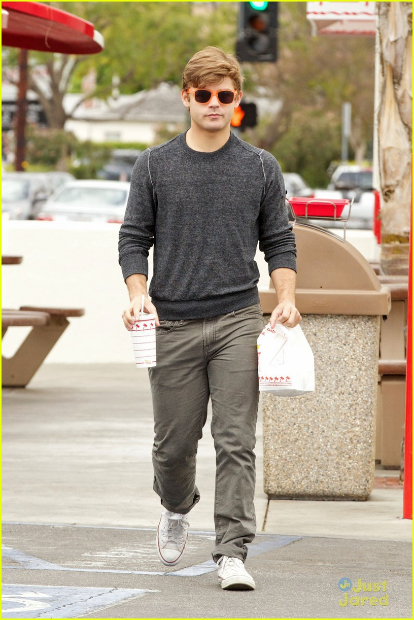 All pictures for garrett clayton - Garrett Clayton In N Out Stop Photo 549538 Photo Gallery Just Jared Jr