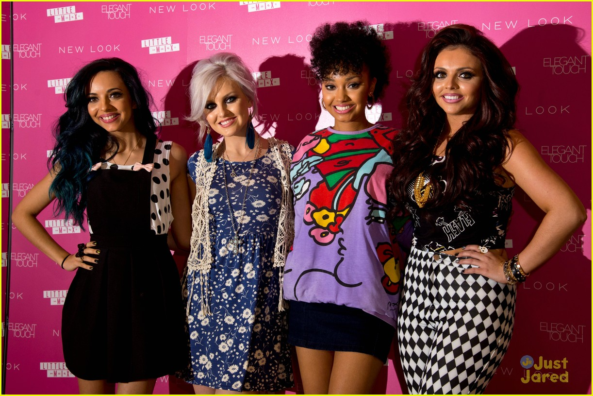 little mix nail collection launch 10