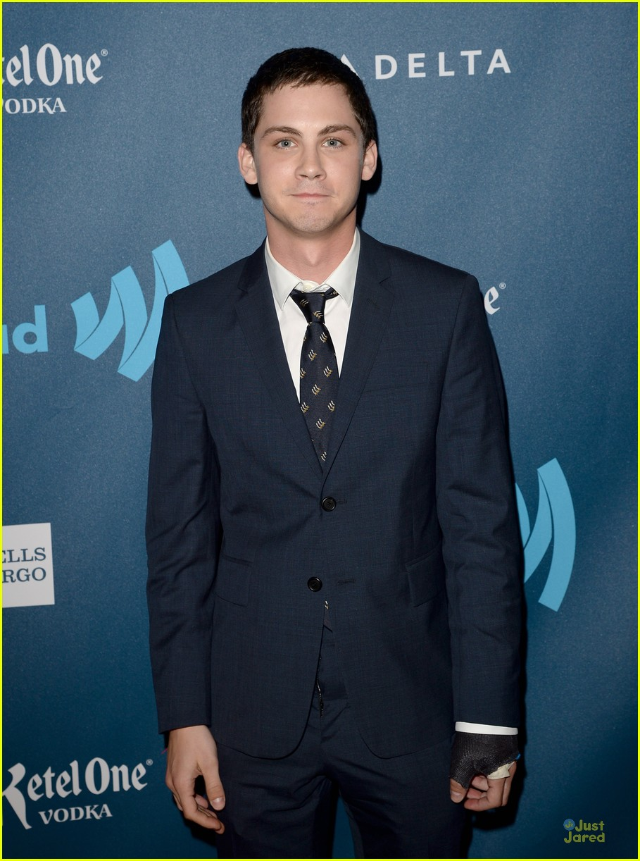 Logan Lerman 2013