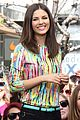 Vic-extra victoria justice extra appearance at the grove 02