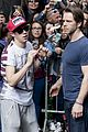 1d-belgium one direction swarmed by fans in belgium 14
