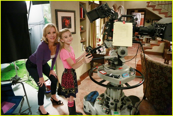 "Dog With A Blog. In ""Avery's First Crush"", When Avery (Hannelius"