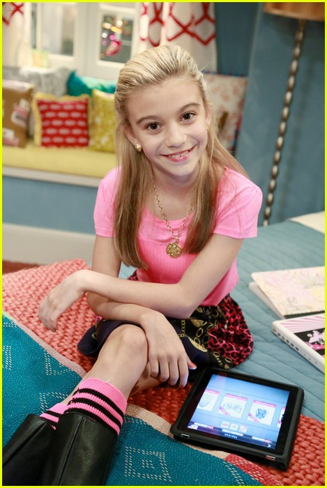 """Dog With A Blog. In """"Avery's First Crush"""", When Avery (Hannelius"""
