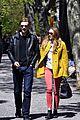 Liz-soho elizabeth soho stroll with boyd holbrook 01