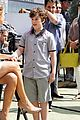 Nolan-grove nolan gould extra appearance at the grove 25