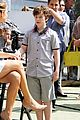 Nolan-grove nolan gould extra appearance at the grove 26