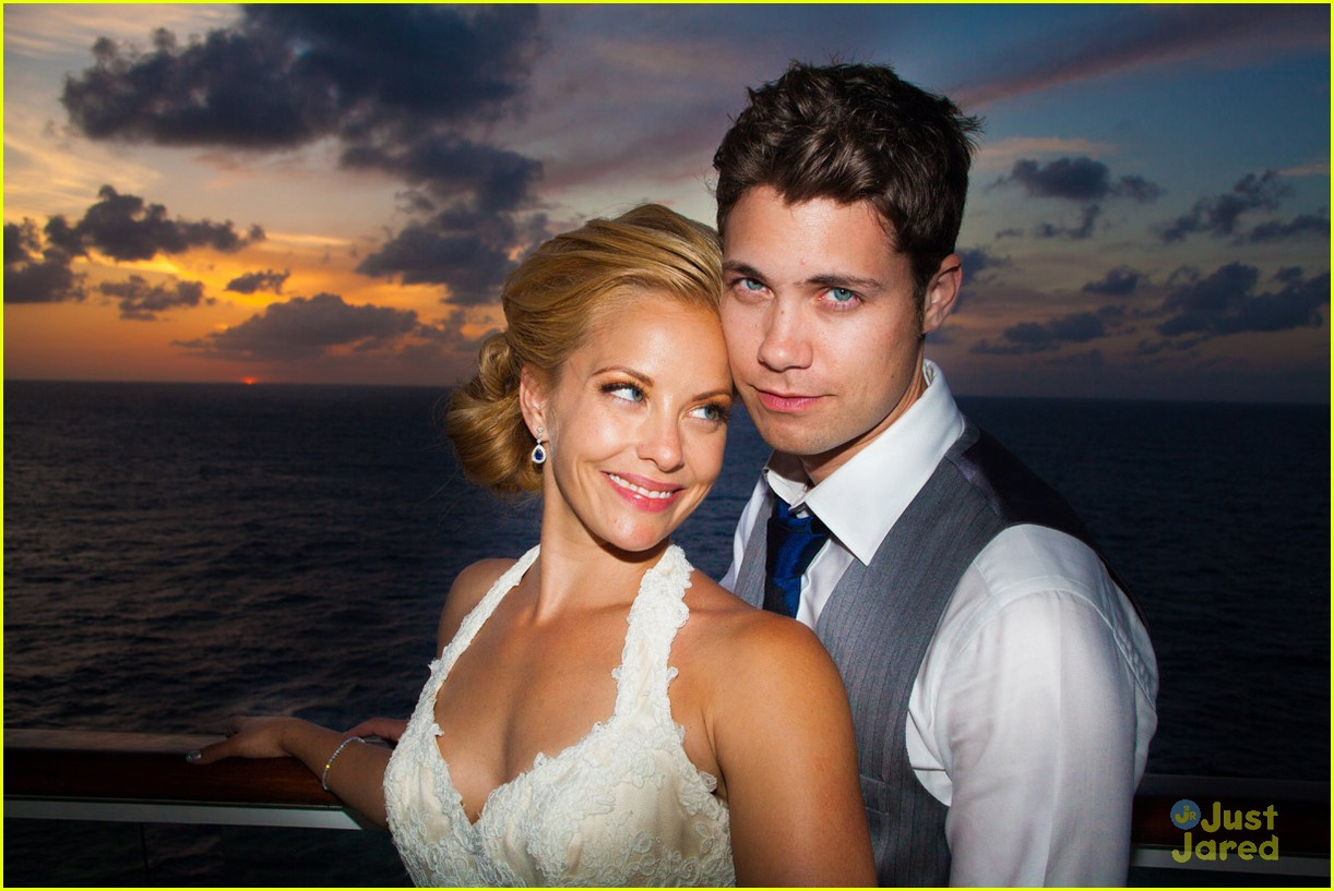 Drew Seeley & Amy Paffrath: Official Wedding Photos ...