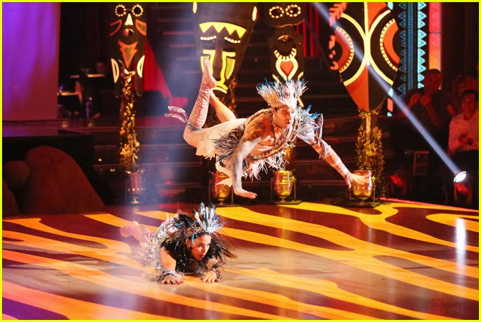 abc Dancing With The Stars: Dwts Elimination