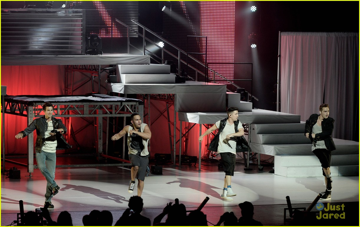 big time rush summer break tour performance 15