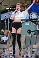 Miley-jim miley cyrus jimmy kimmel live performance watch now 09