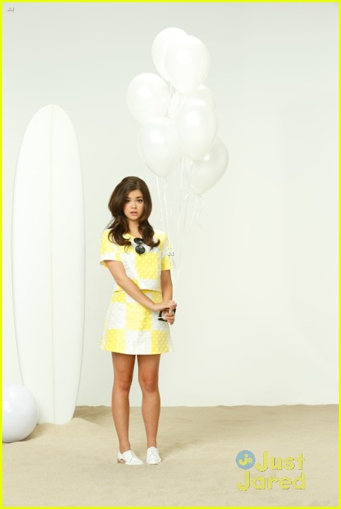 maia mitchell garrett clayton 60s inspired teen beach movie fashion shoot 06.