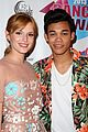 Bella-roshon bella thorne roshon fegan kartv awards 18
