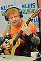 Ed-z100 ed sheeran freestyles britney spears baby one more time 03