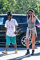 Jenner-lilt kylie jenner catches a movie with lil twist 28