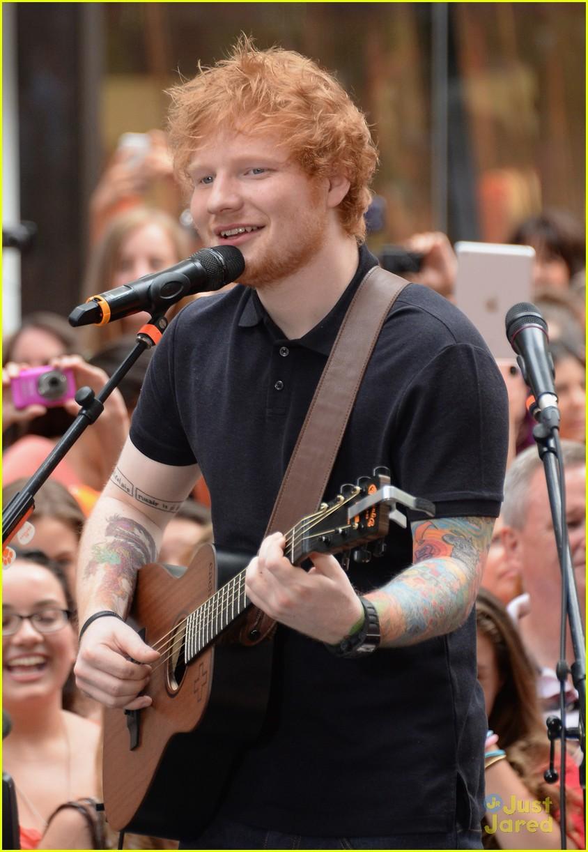 ed sheeran today show pics video 03
