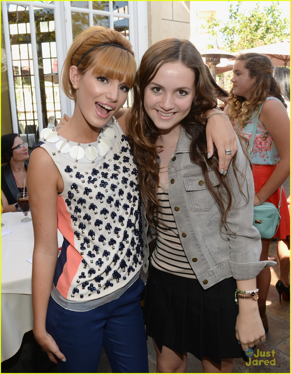 bella thorne maude apatow tv bts event 03