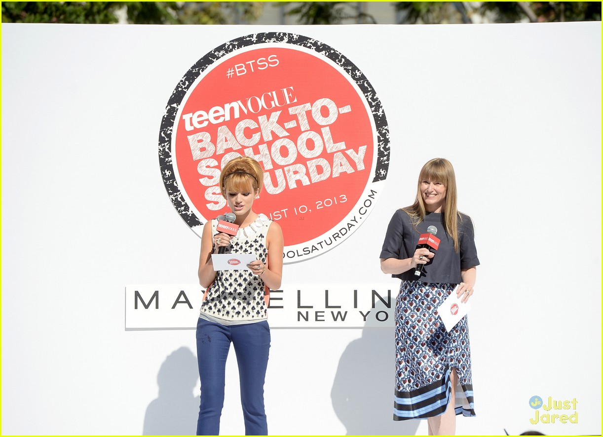 bella thorne maude apatow tv bts event 05
