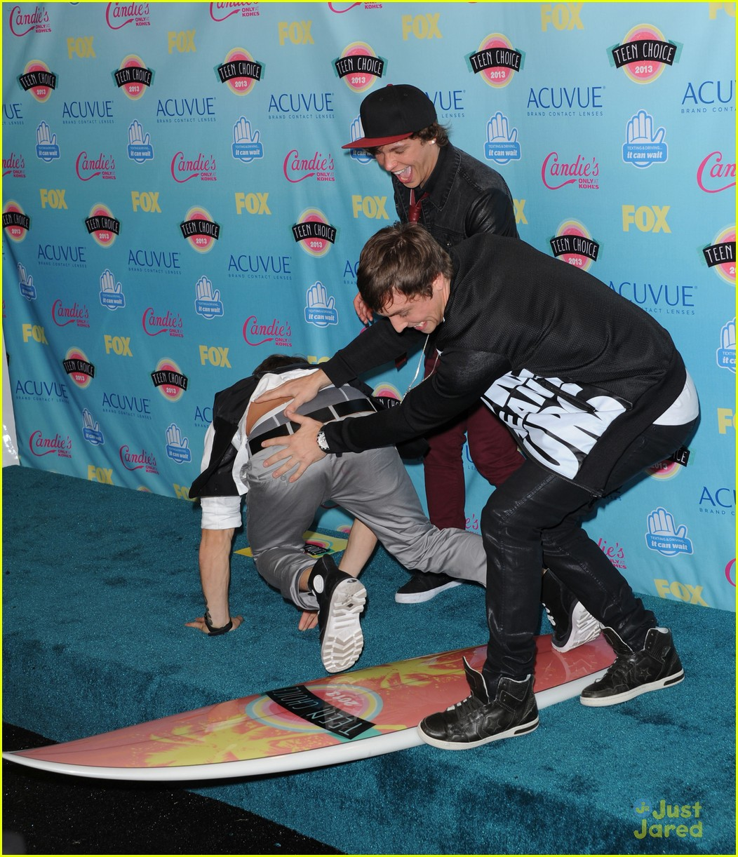 emblem3 teen choice awards 2013 03