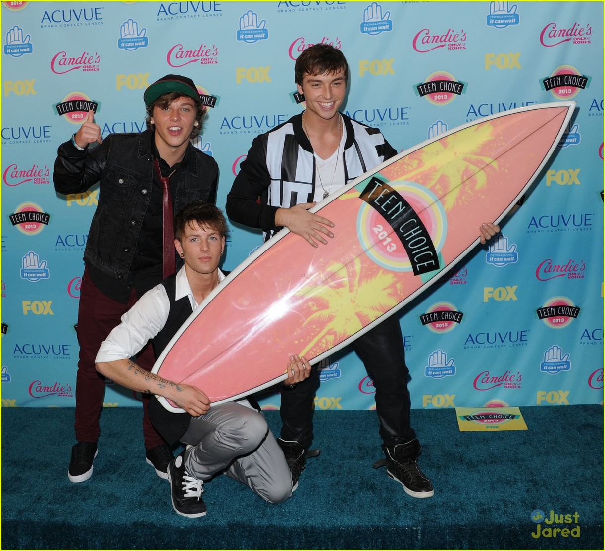 emblem3 teen choice awards 2013 05