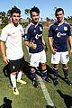 Jonas-soccer jonas brothers charity soccer game 29