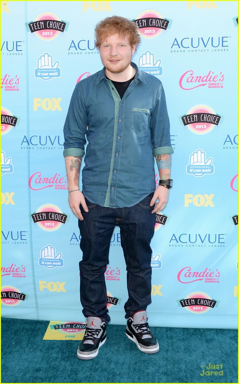cody simpson ed sheeran teen choice awards 2013 06