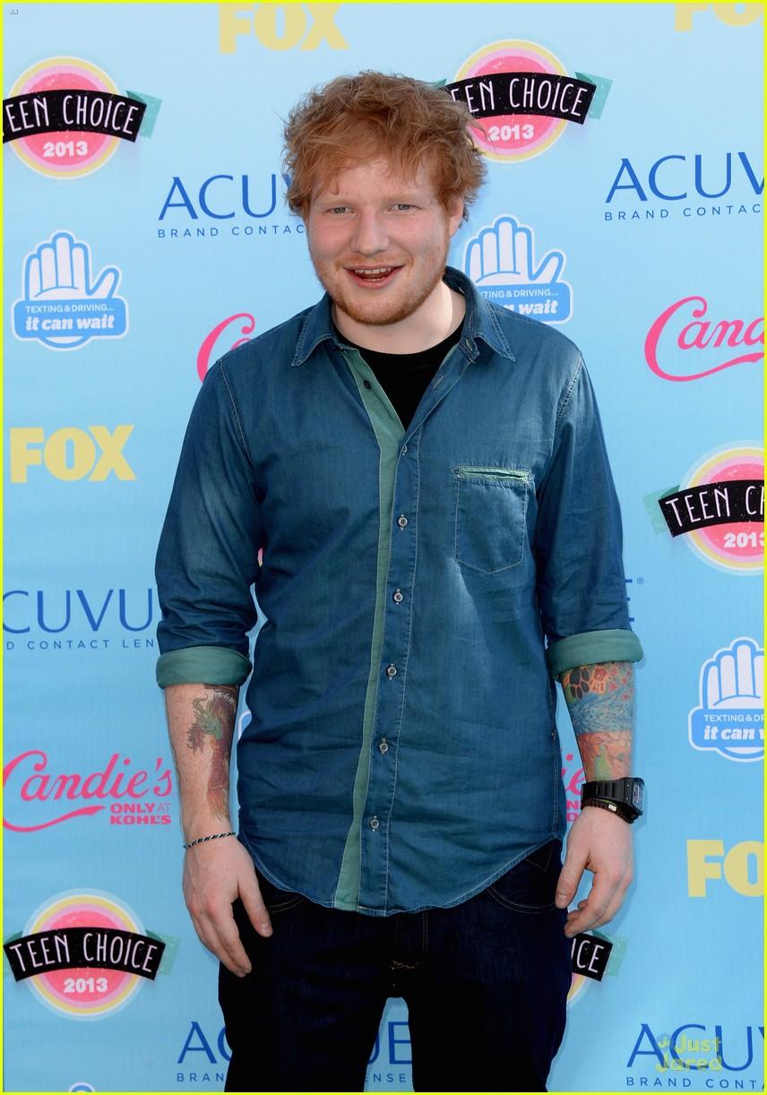 cody simpson ed sheeran teen choice awards 2013 08