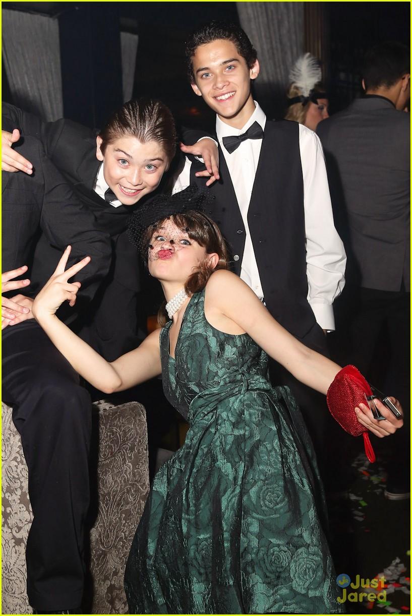 Joey King & Jaden Smith: Olivia Holt's Sweet 16! | Photo ... | 817 x 1222 jpeg 244kB