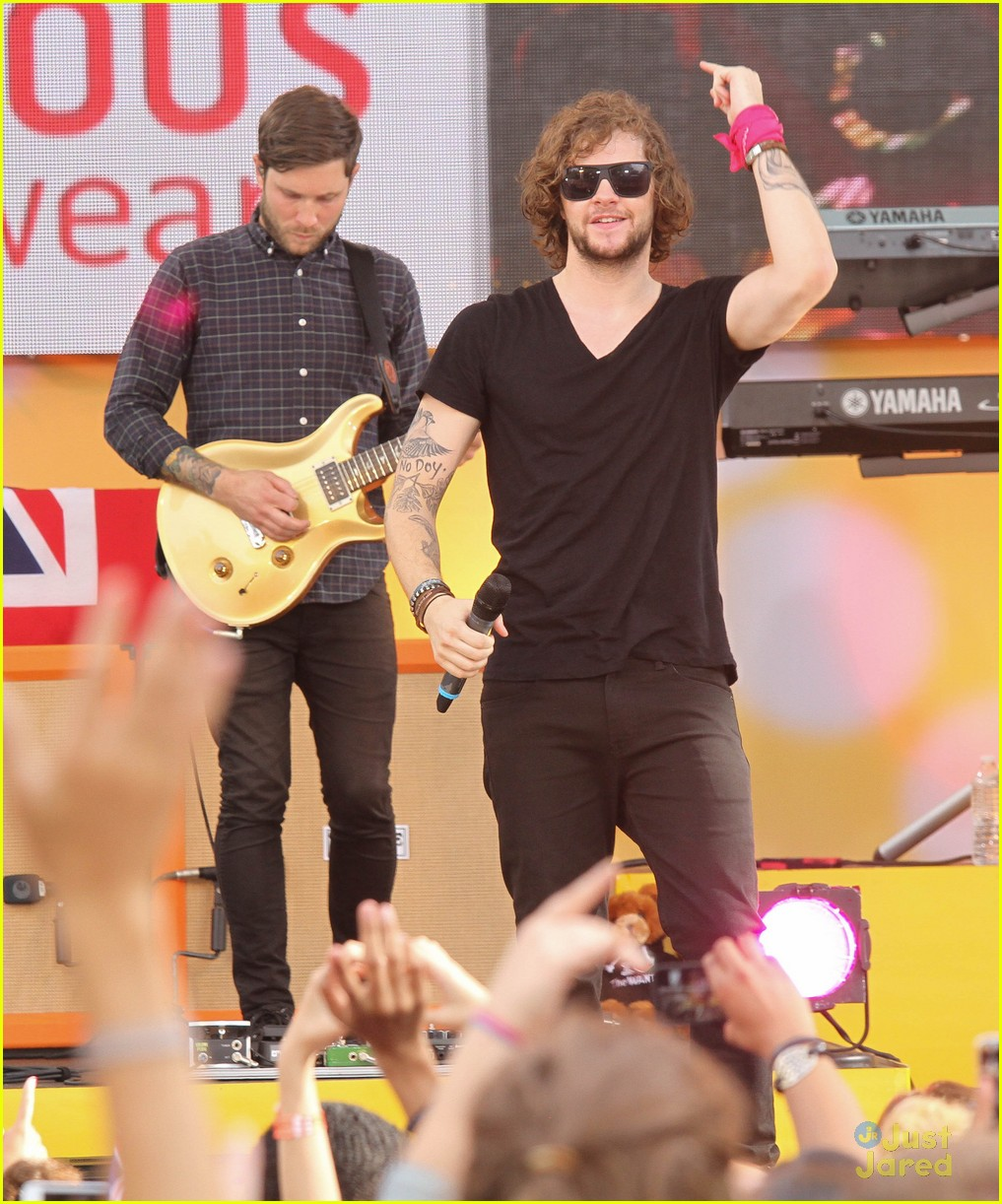 the wanted gma performance 17