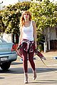 Bella-kingston bella thorne kingston walk fred segal 03
