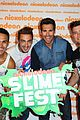 Btr-slime big time rush nick awards 12