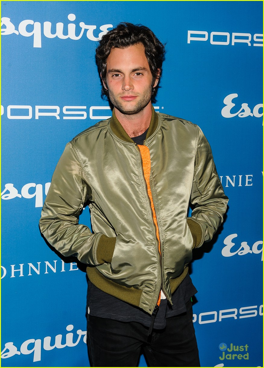 penn badgley esquire anniversary network launch party 02
