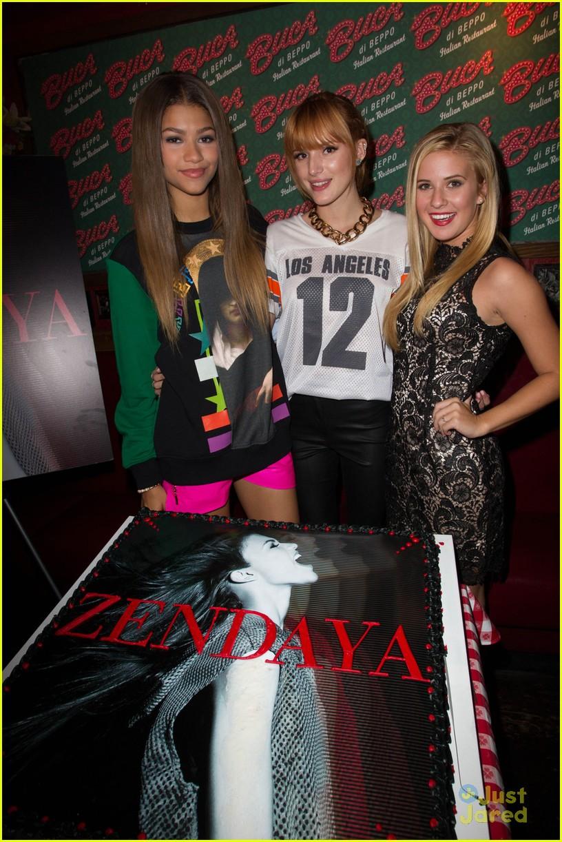 Zendaya Album Launch Party  Zendaya And Mindless Behavior