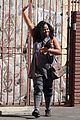 Amber-knees amber riley knee braces dwts practice brant corbin 05